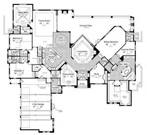 villa house plans plan villa small house plans modern
