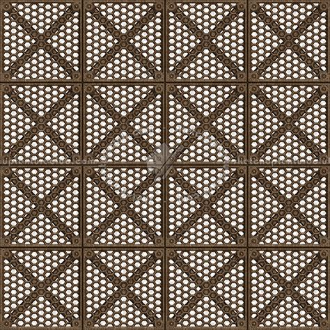 bronze industrial perforate metal texture seamless
