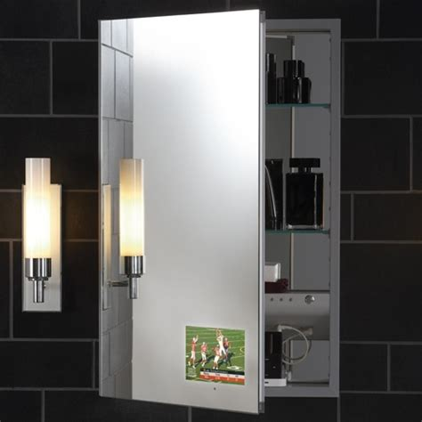 robern mirrored medicine cabinet robern m series flat plain mirror cabinet with