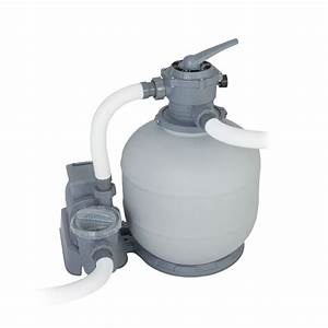 Bestway 2000gph Sand Filter Pump System For Above Ground