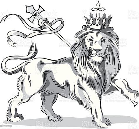Lion Of Judah Stock Vector Art 164420134 Istock