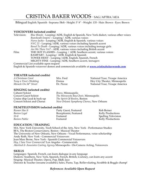resume design software free exle of lpn student resume