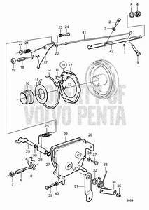 Volvo Penta 270 Outdrive Parts Diagram
