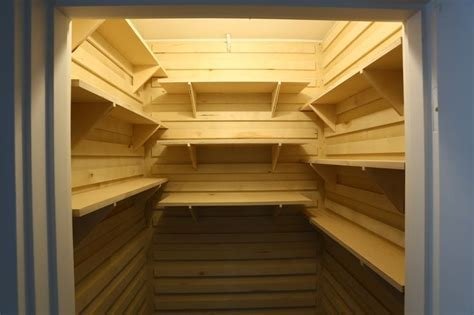 french cleat system for pantry   pantry   Pinterest
