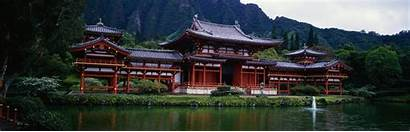 Architecture Asian Buildings Temple Japan Monitor Wallpapers