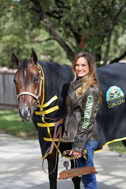design   quarter horse congress jacket revealed equine chronicle