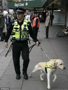Muslims will be searched by sniffer dogs despite religious ...