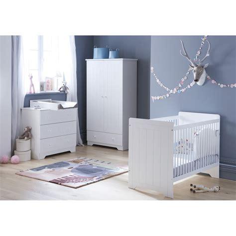bebe chambre chambre bébé complète blanc scandinave