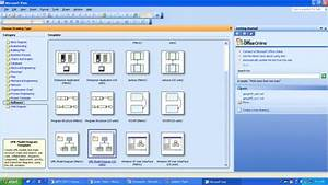 Creating Class Diagram With Visio
