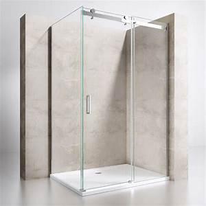 Cabine De Douche 90x120 : duschkabine dusche duschabtrennung duschwand schiebet r ~ Edinachiropracticcenter.com Idées de Décoration