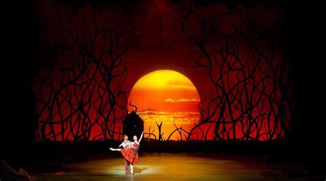 dance review royal ballet don quixote  auditorium