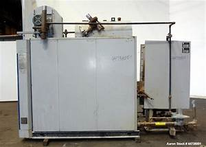Used- Miura Natural Gas Fired Steam Boiler, Model
