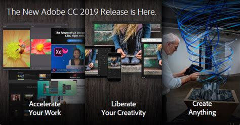 The New Adobe Cc 2019 Release Is Here