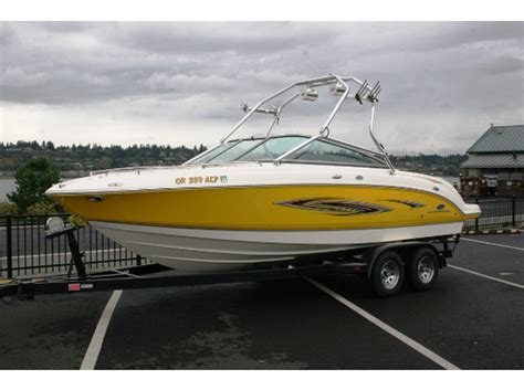 Chaparral Boats Past Models by Chaparral 236 Ssi Boats For Sale