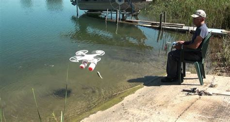 drones  fishing holidays  long range  reliable