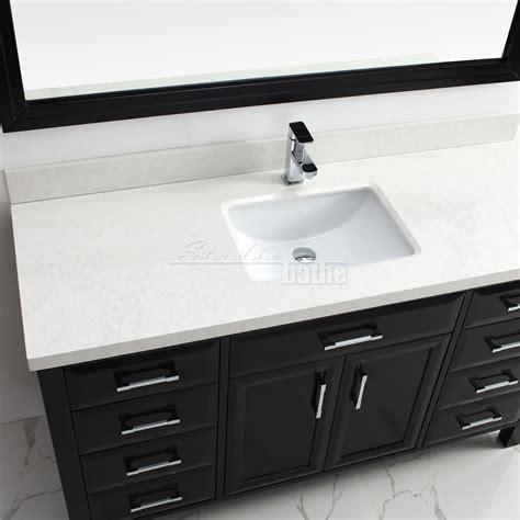 60 bathroom vanity single sink calais 60 inch transitional single sink bathroom vanity