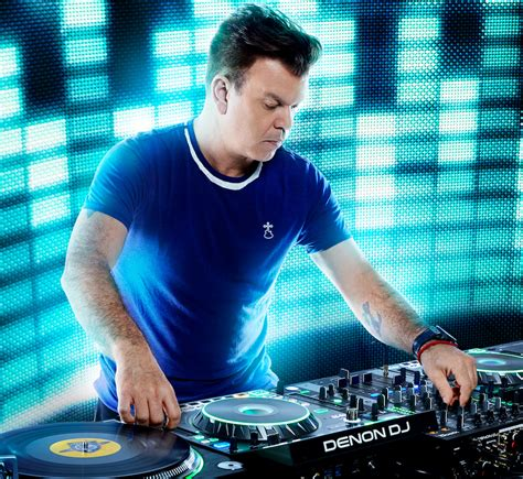 Paul Oakenfold Has Changed His Rider To Denon Dj! See