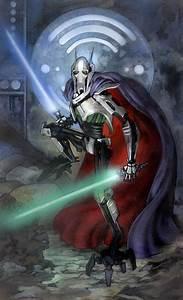 Star Wars: General Grievous by TereseNielsen on DeviantArt