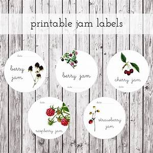 free printable labels for jam jars wwwproteckmachinerycom With jelly jar labels printable free