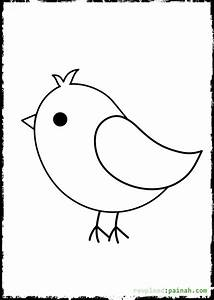 93+ [ Simple Bird Coloring Page ] - Northern Cardinal And ...
