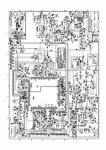 Videocon N2121c 21tv Lcd Look Chassis Sch Service Manual Download  Schematics  Eeprom  Repair