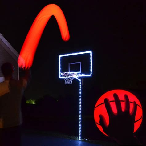 Light Up Basketball by Glowcity Light Up Led Basketball The Green
