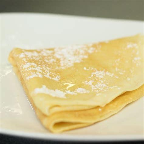 cuisine az crepes recette pâte à crêpes simple et rapide