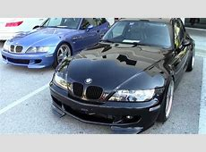 BMW Z3 M Coupe Duo Walk Around YouTube