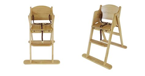 european standard adjustable baby wooden high chair high