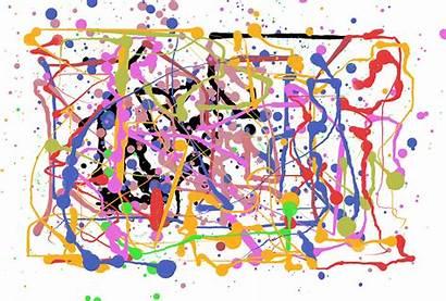Paint Splatter Splat Clipart Clip Cliparts Cartoon