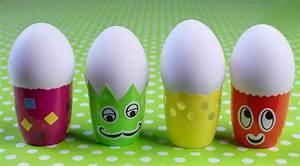 Eierbecher Selber Machen : eierbecher basteln aus fruchtzwergen ~ Lizthompson.info Haus und Dekorationen