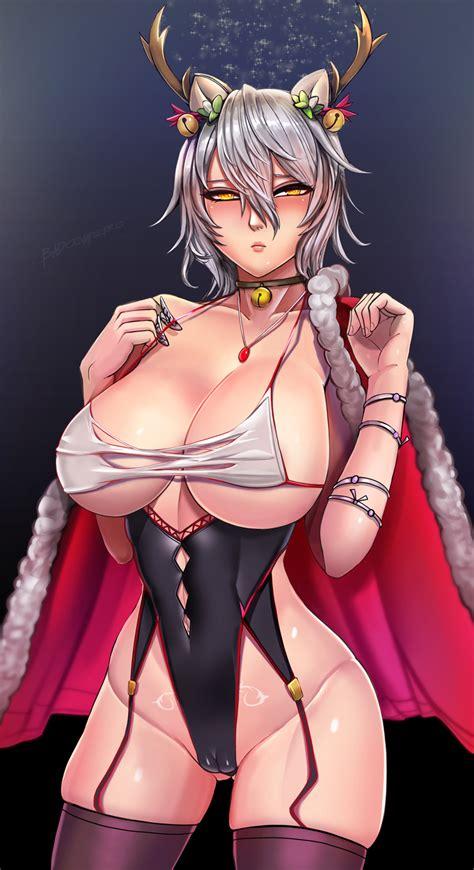 Rule 34 1girls Badcompzero Big Breasts Breasts Cameltoe