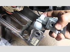 Mercedes w210 steering lock problem YouTube