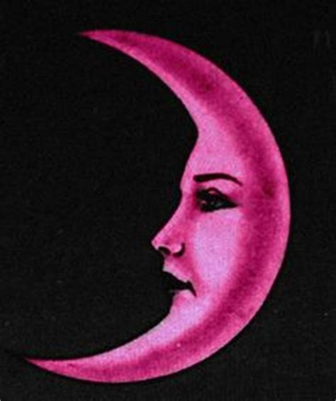 Crescent Moon Face Drawing Google Search Faces