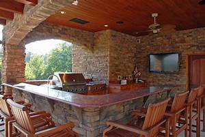 Building Some Outdoor Kitchen? Here Are Some Outdoor