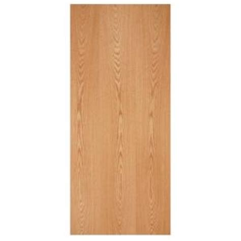 home depot hollow interior doors masonite 30 in x 80 in smooth flush hardwood hollow