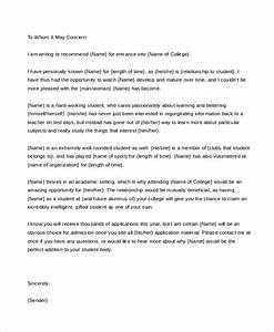 Fellowship Recommendation Letter Free 8 Personal Letter Of Recommendation Samples In Ms