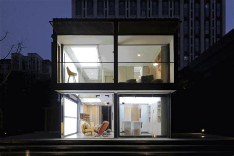 Expandable Container Hosuecontainer House Shipping