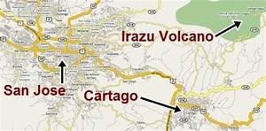 San Jose - Cartago - Irazu Volcano - Central Valley, Costa ...