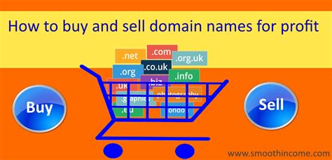 How To Buy And Sell Domain Names Part Time For Profit