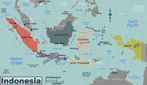 Indonesia Physical Map,Map of Indonesia, Wall Map of Indonesia, Free ... Indonesia