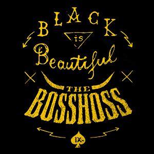 bosshoss black is beautiful black is beautiful the bosshoss tour 2019 roadstars