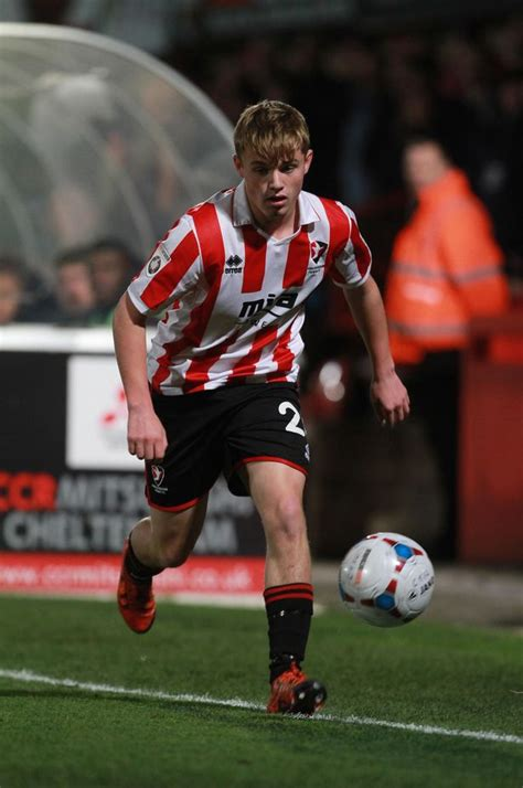 New contract at Derby County for Cheltenham Town youth ...