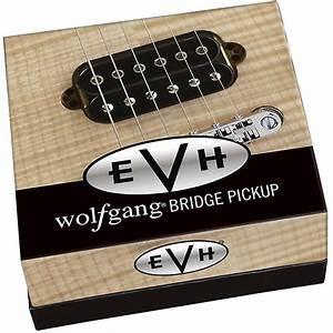 Fender Evh Eddie Van Halen Wolfgang Bridge Guitar