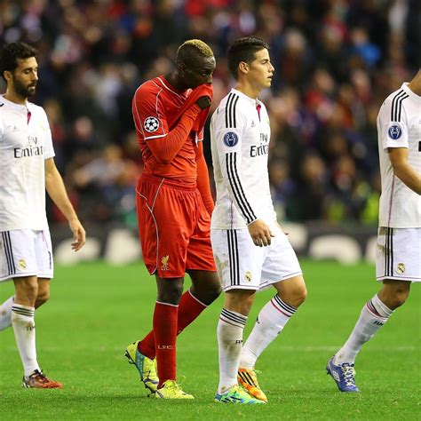 Liverpool vs. Real Madrid: Balotelli's Decision-Making ...