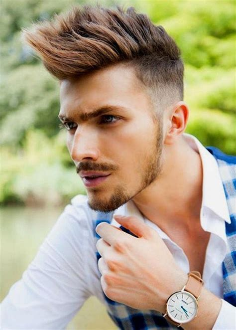 50 Coolest Faux Hawk Hairstyles for Men ? HairstyleCamp
