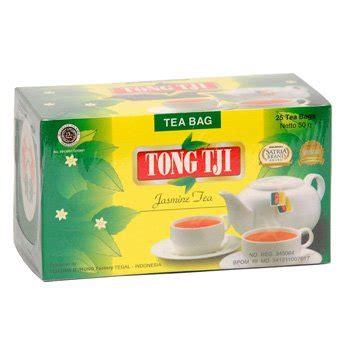 Tong Tji Tea Black Celup 50 Gr tongtji teh celup melati with envelope 50 gram tong tji