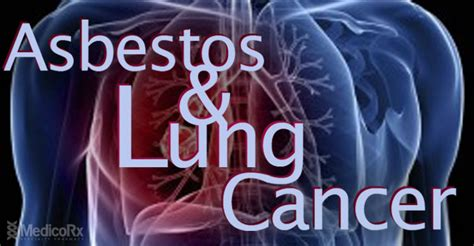 asbestos  lung cancer medicorx specialty pharmacy