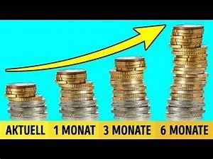 Wie Spart Man Am Schnellsten Geld : 10 legale m glichkeiten schnell geld zu verdienen youtube ~ Watch28wear.com Haus und Dekorationen