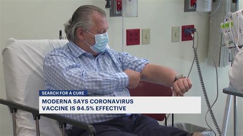 New Jersey doctor is participant in Moderna COVID-19 ...